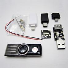 Offre spéciale Dernière Mise À Niveau USB tueur V2.5 U Disque Tueur Miniature Haute Tension Générateur D'impulsions Accessoires Complet(China (Mainland))