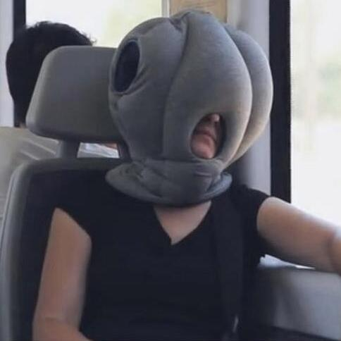 office sleeping pillow. wholesale pricesthe magical ostrich pillow office the nap car everywhere nod off sleeping b