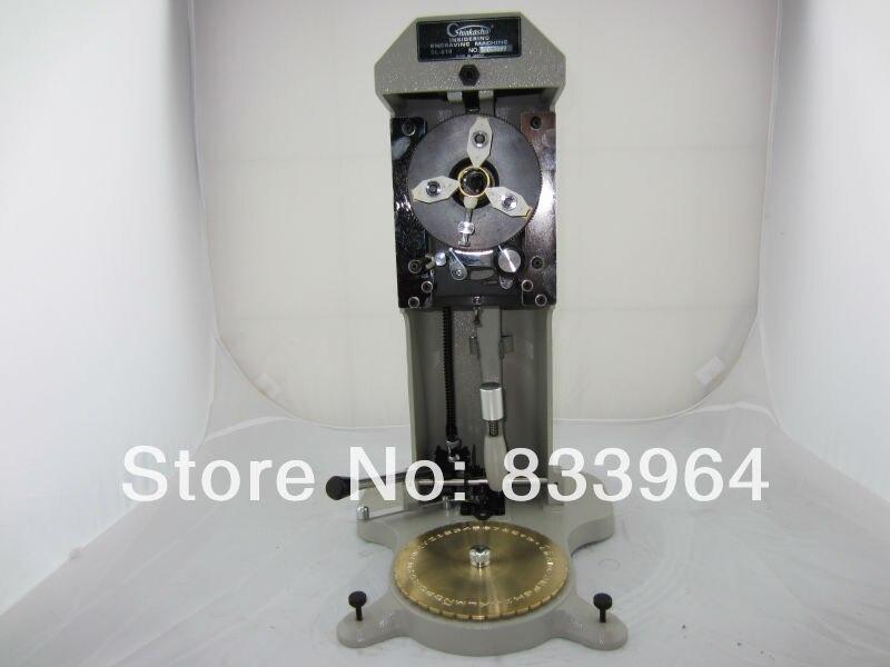 Graveur anneau intérieur de la machine machine de gravure de bijoux machine équipement