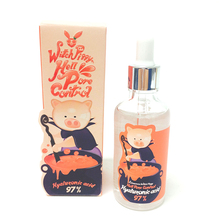 Elizavecca Witch Piggy Hell Pore Control Hyaluronic Acid 97% Moisturizing Face Cream Skin Care Whitening Ageless Anti Winkles