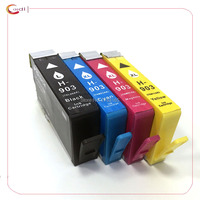 4 Pack Compatible For 903XL Ink Cartridges Replacements For HP 903 XL For HP OfficeJet 6950