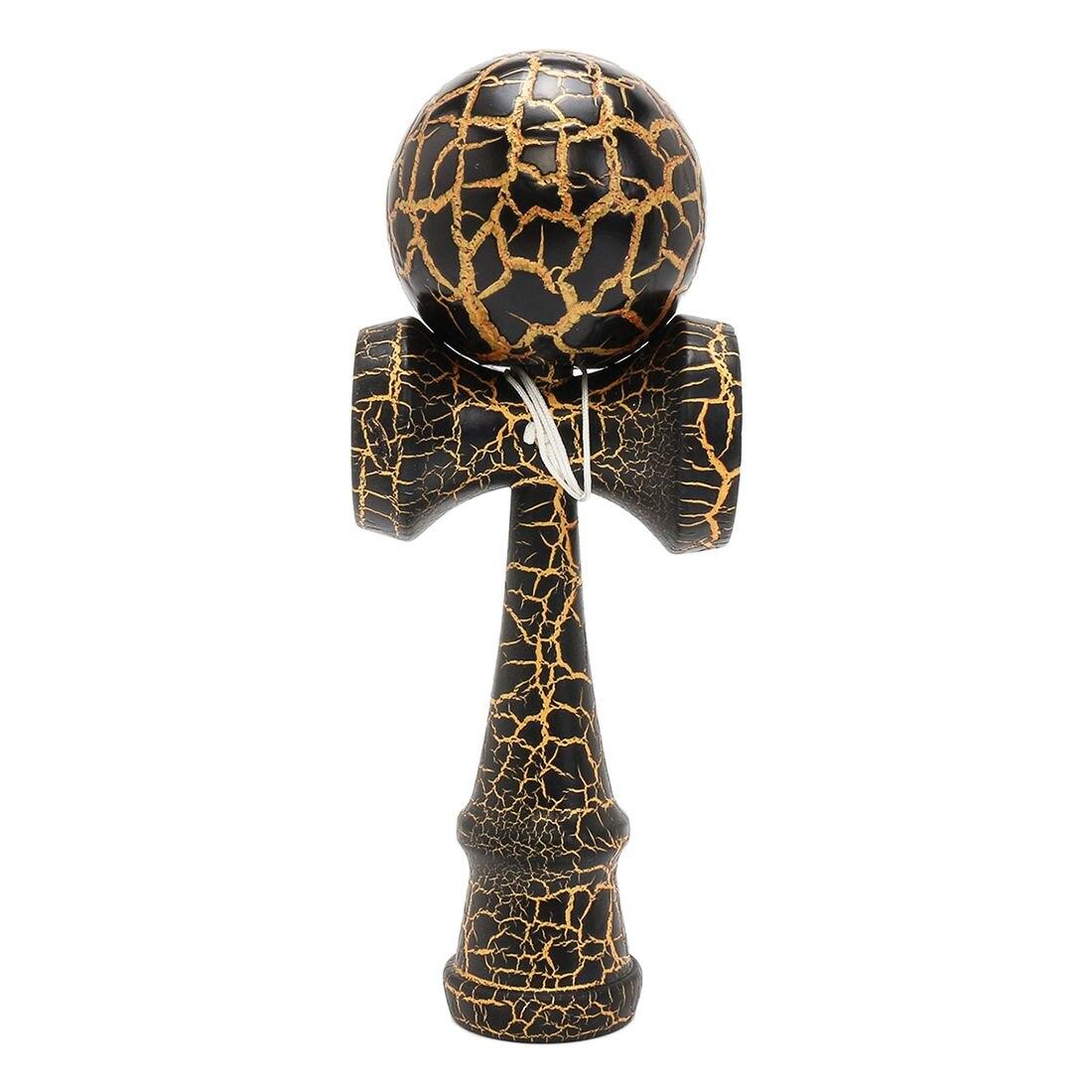 FBIL-La Crackle en Kendama bola de madera de la educación tradicional juego juguete