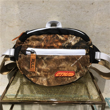 HERON PRESTON CAMOUFLAGE CAMO Bag 2019 New Arrival FANNY PACK Palm Leaf Outdoor HP Waist  Packs Unisex