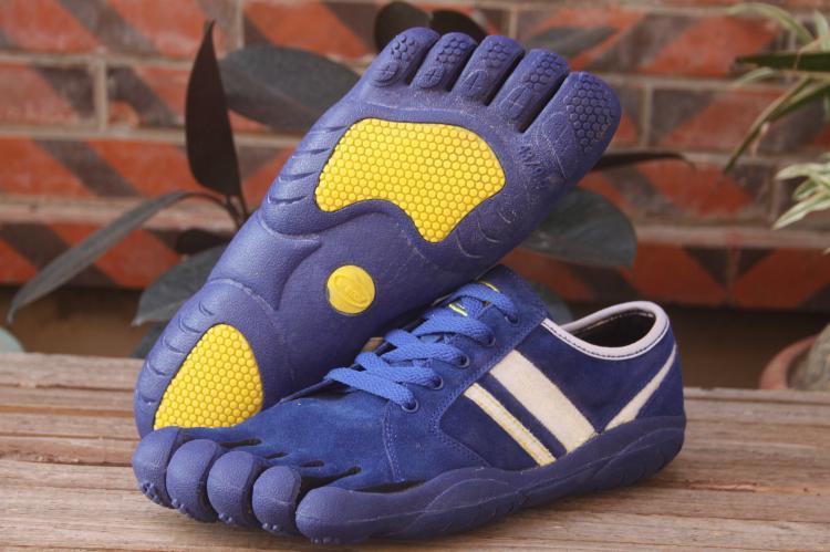Men 5 Fingers Outdoor GYM walking shoes s