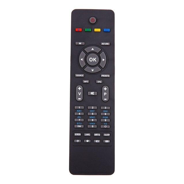 אוניברסלי טלוויזיה שלט רחוק החלפת Hitachi RC 1825 טלוויזיות Lcd אלחוטי שליטה מרחוק שחור