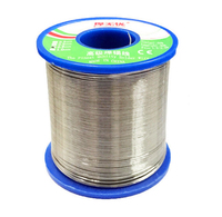 0.5/0.6/0.8/1mm 500g 60/40 FLUX 2.0% 40FT Tin Lead Tin Wire Melt Rosin Core Solder Soldering Wire Roll Tin content 40% 500g/roll