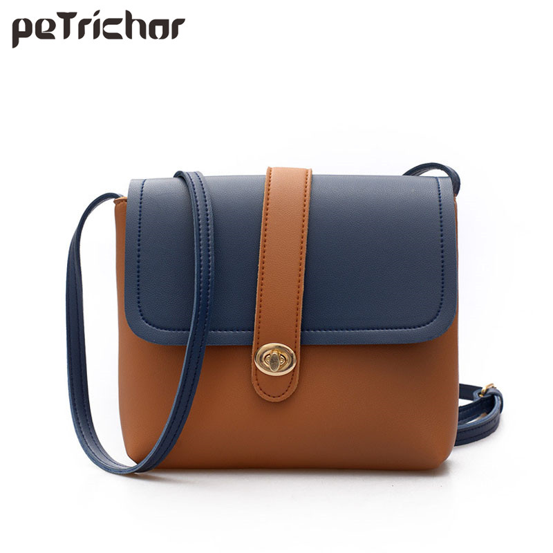 Korean Women Shoulder Bag New Designer Shoulder Bags for Girl Crossbody Bags Zipper&Hasp Leather Female Small Messenger Bag Flap 2017 summer metal ring women s messenger bags solid scrub leather women shoulder bag small flap bag casual girl crossbody bags