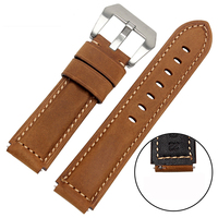 Hot Sale Huawei Watchband 22 18mm Genuine Leather Strap High Quality Bracelets Free Shipping