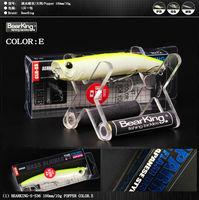 Профессиональное качество Bearking бренд поппер рыбалки приманку 1 шт. Минноу 9 см 10 г воблер Пластик жесткий наживка; рыболовный воблер