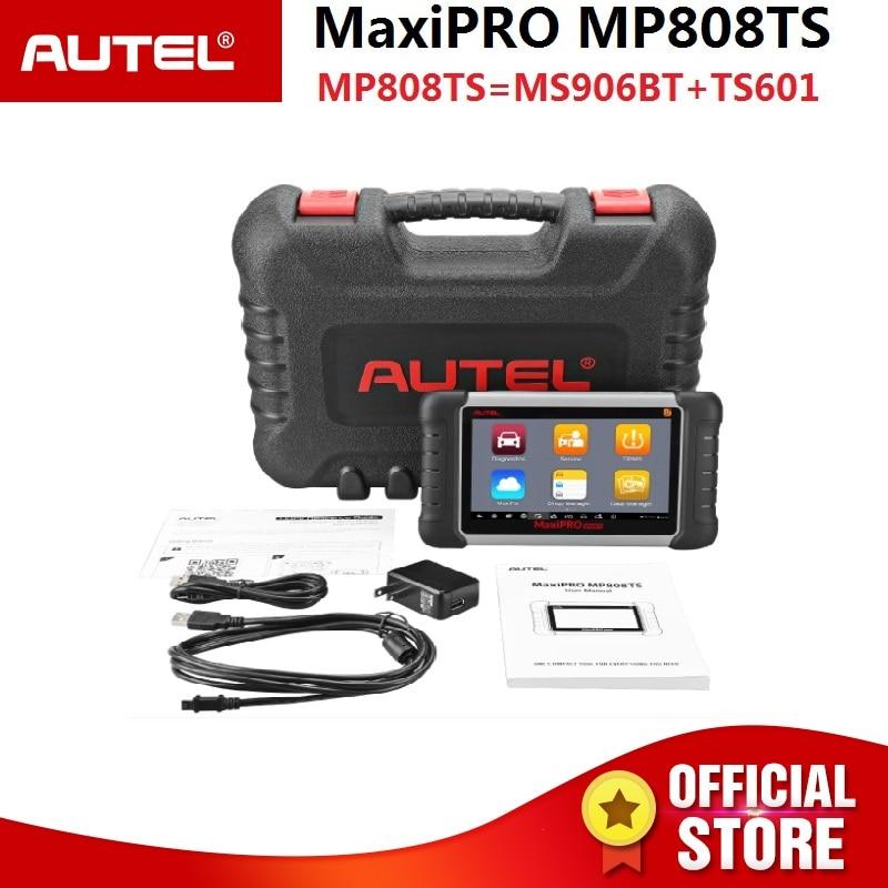 Autel MaxiPRO MP808TS di Attivazione di Programmazione e di tutti i Sistemi OBD Diagnostico Strumento Combinato di DS808/MS906 e TPMS attivare sensore