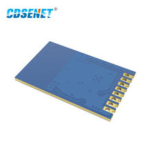 10pc/lot nRF24L01P 2.4GHz SPI E01-ML01S SMD Wireless Transceiver IoT 2.4 GHz Wireless nRF24L01 PA rf Module