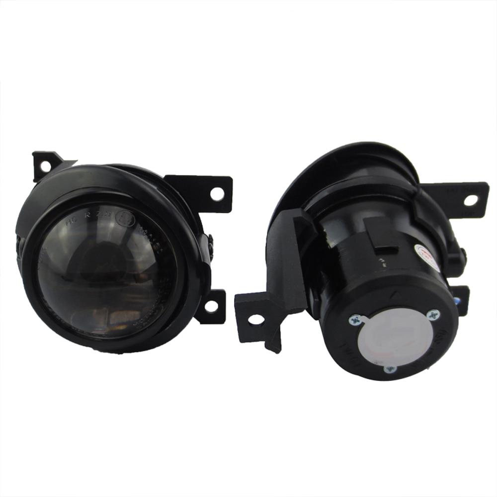 купить Front bumper headlight bifocal lens sport HID Xenon Halogen fog light lamp holder house for VW Touran polo golf vento citigo по цене 10539.61 рублей