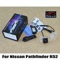 Специальный Лазер Задние Противотуманные Фары Для Nissan Pathfinder R52 2012 ~ 2015/Супер Водонепроницаемый Стайлинга Автомобилей Задний Хвост Столкновения-Сигнальная лампа