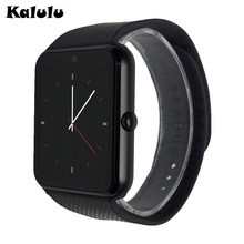 GT08 Smart Watch Sync Notifier Support Sim Card Bluetooth Connectivity  Android Phone Smart Watch