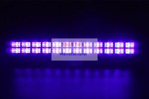 Image 5 - 24X3W Disco Lichter UV Violet Schwarz Lichter Dj Lichter Par LED Lampe Für Party Hochzeit Veranstaltungen Beleuchtung Bühne Laser Projektor lichter