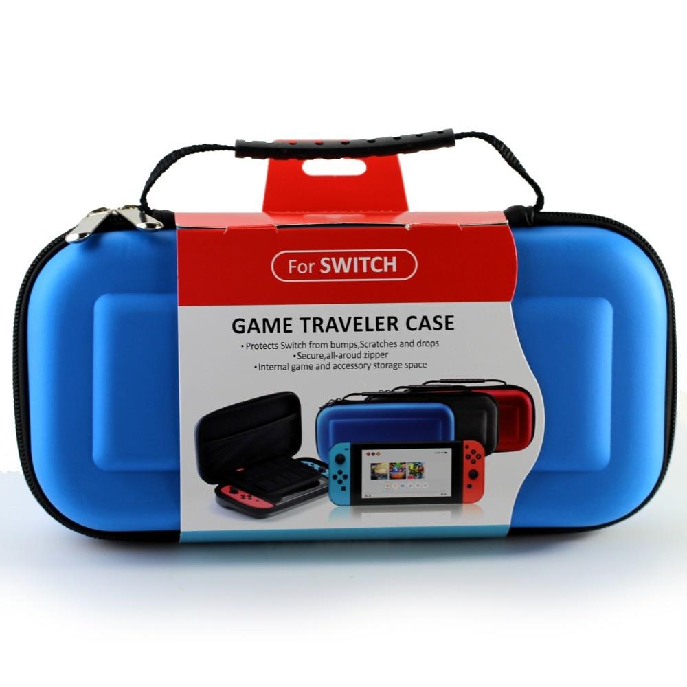 Hard EVA Travel Portable Case Қорғаныс корпусы - Ойындар мен керек-жарақтар - фото 3