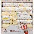 Горячей продаж хорошее choice18PCS подарочный комплект Новый стиль ребенка комплект одежды хлопка новорожденный подарок младенческой симпатичная одежда бесплатная доставка sja