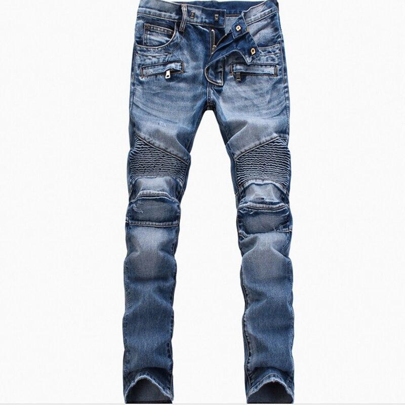 Popular Biker Jeans-Buy Cheap Biker Jeans lots from China Biker ...