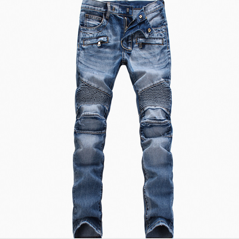 Popular Moto Jeans Men-Buy Cheap Moto Jeans Men lots from China ...