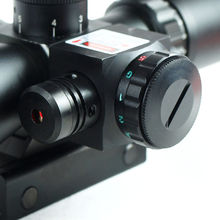 2.5-10x40ER Airsoft Red Dot Rifle Scope