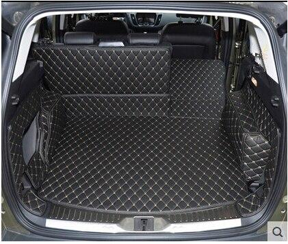 Высокое качество! Специальные коврики для багажника Ford Kuga 2013 2018 непромокаемые коврики для багажника грузовой лайнер коврики для побега 2015,