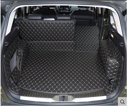 High Quality Special Trunk Mats For Ford Kuga 2018 2013 Waterproof