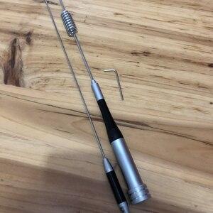 Image 4 - Dual band SG M507 antenne mit 11cm sauger für auto montieren antenne mobile transceiver Handheld Stamm Mobile Radio Antenne