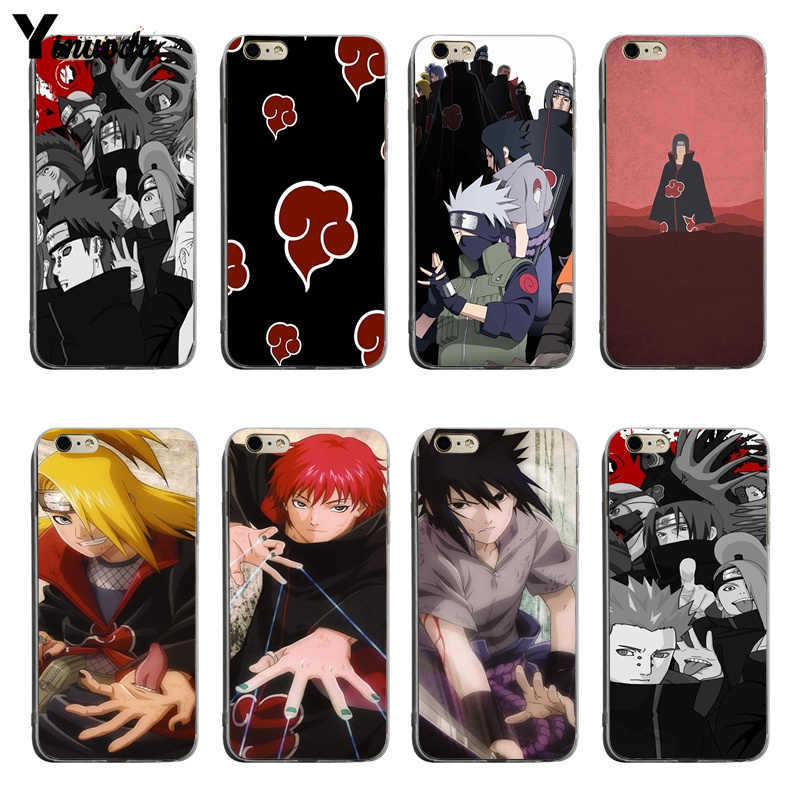 coque iphone 8 plus akatsuki