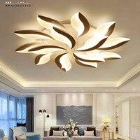 Wooights Chandelier lights for living room Bedroom Study Room Chandelier home Dec Acrylic Ceiling Chandelier Lamp Fixture