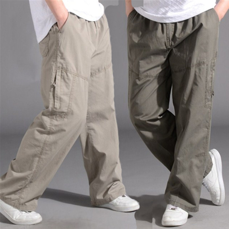 mens cargo pants with drawstring - Pi Pants