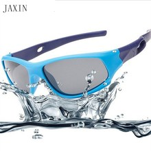 JAXIN Cool fashion boys and girls sunglasses super soft glasses personality wild trend multi-color novelty UV400