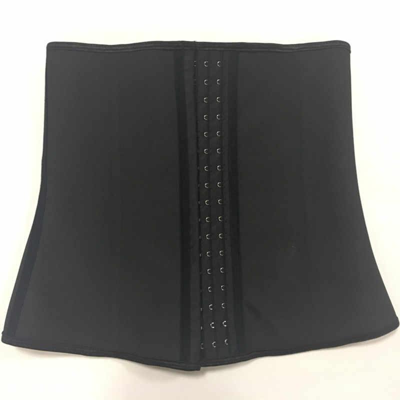 Instyles моделирующий пояс-корсет большой размер латекс поясные Корсеты тела коррекция фигуры, тренировка для талии, тренинговый корсет XS-6XL