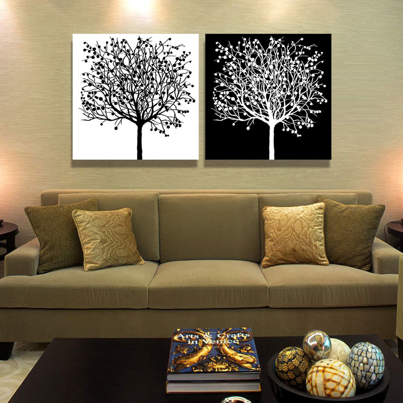 2 Piece Canvas Wall Art compare prices on art white- online shopping/buy low price art