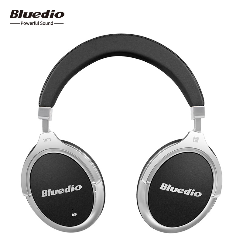 Bluedio F2 Active Noise Cancelling headphones Wireless Bluetooth Headsets with microphones for phones iphone xiaomi Samsung