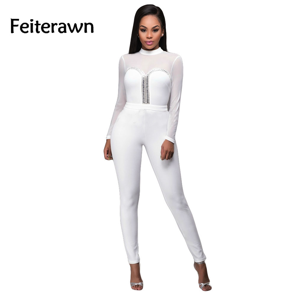 Online Get Cheap Long Sleeve Jumpsuit -Aliexpress.com | Alibaba Group