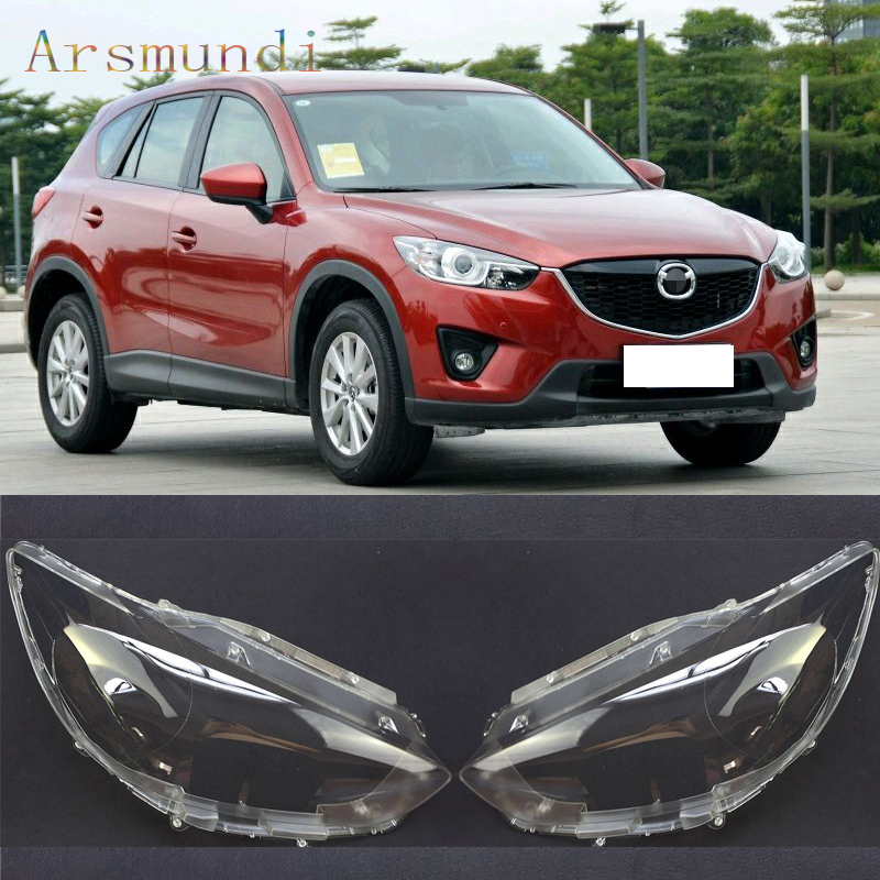 Car stainless steel Tail Light Cover Frame 4pcs For Mazda CX-5 CX5 2012-2016