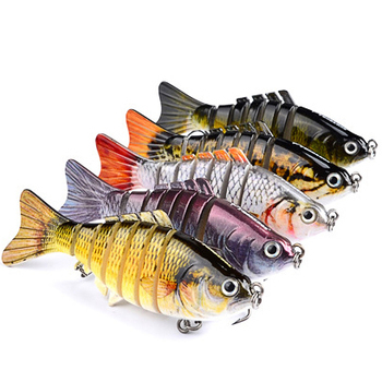 10cm 15.5g swimbait lure multi joi