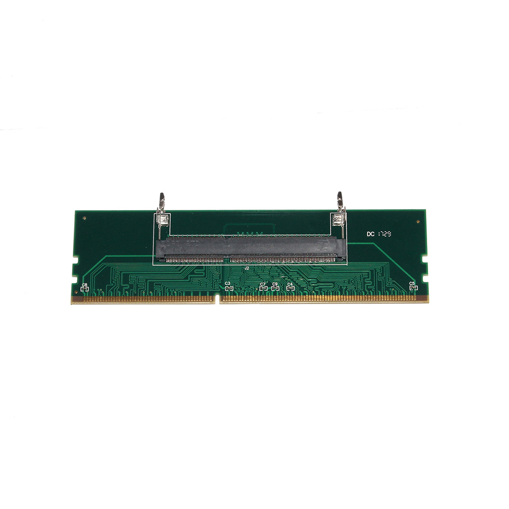 DDR3 Laptop Durable Convenient SO-DIMM Memory To Desktop DIMM Connector Adapter RAM ND998