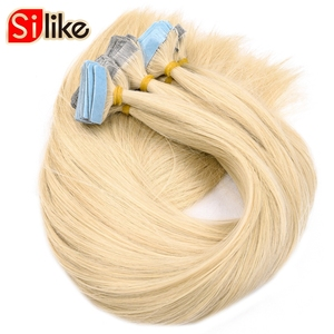 Silike Tape In Synthetic Hair