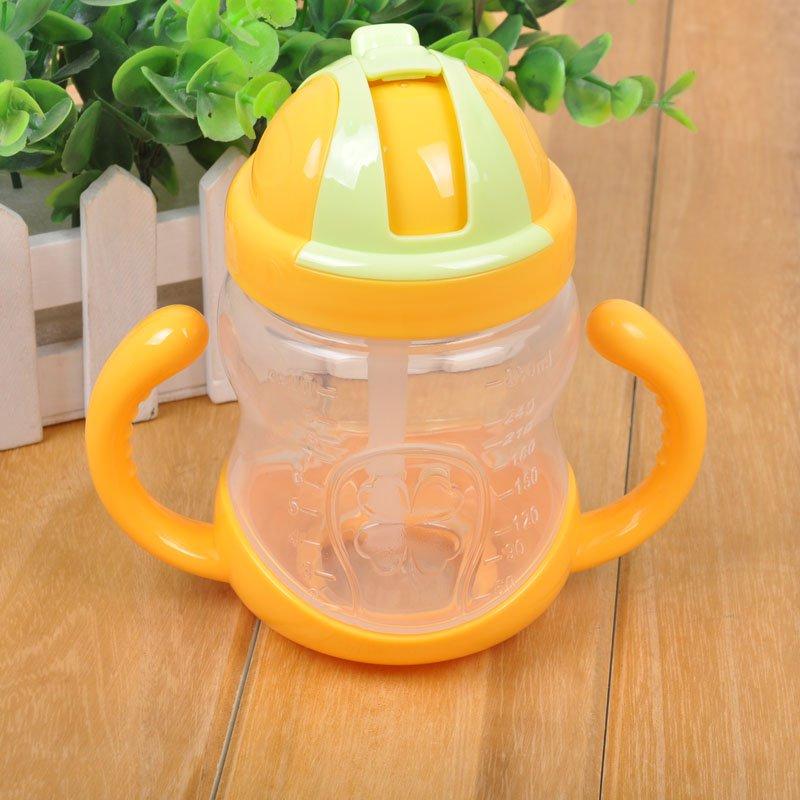 280ML Baby Feeding Bottle / Baby Nursing Bottle / Feeding Baby Feeding Bottle PP Nursing Bottle 4 Colors