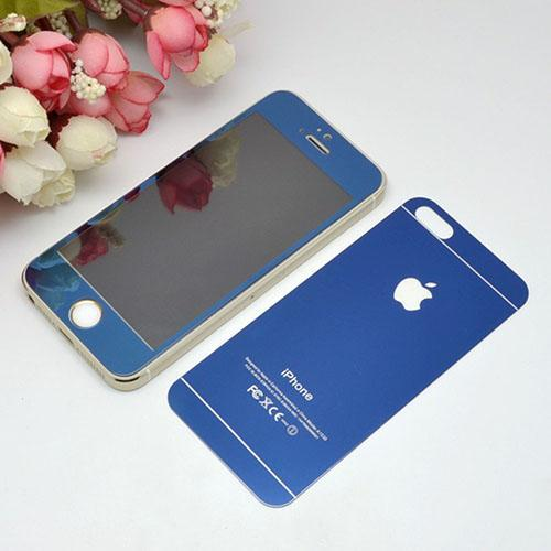 info for 0f7ac 1480f US $8.5 | Mirror Tempered Glass Film 0.3mm Gold Silver Skin For iPhone 5 5s  Cell Phone Full Body Screen Protector-in Phone Screen Protectors from ...