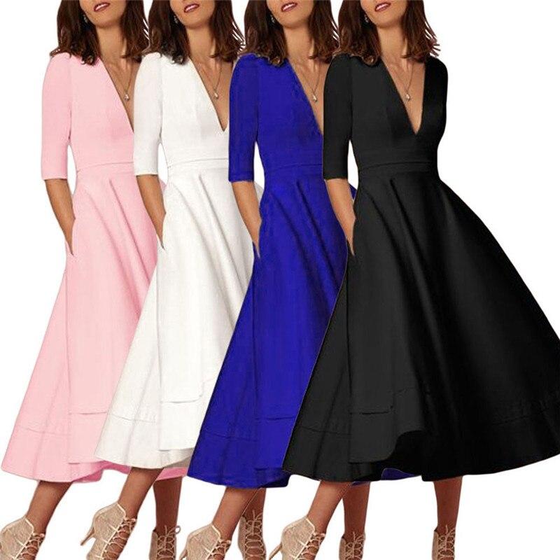 Nouveau Style de mode femmes femmes robes robe longue robe de bal dames robe de bal pour les femmes #20
