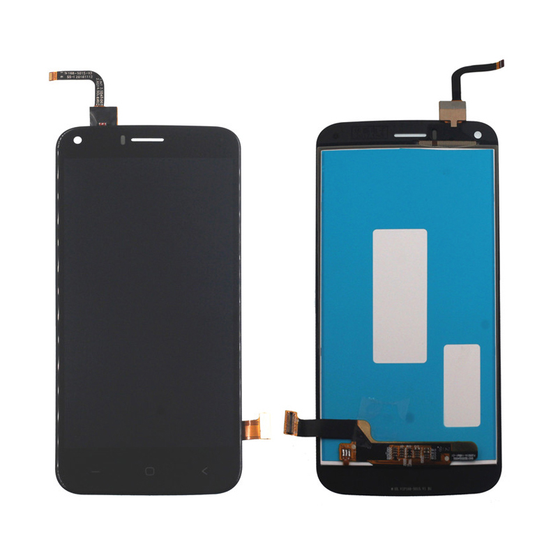 Original For UMI London LCD Display With Touch Screen Digitizer Assembly Black and Gold Free Shipping umi plus lcd display touch screen digitizer frame assembly 100