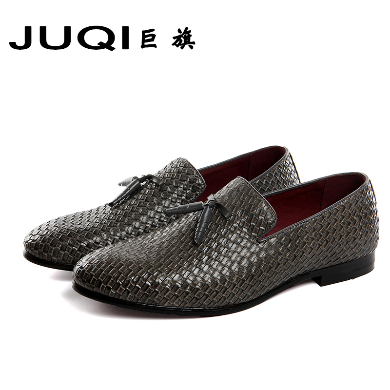 Causal Shoes Men Loafers Driving Shoes High Quality Flats For Man size 37-48 Moccasins Men handmade fashion