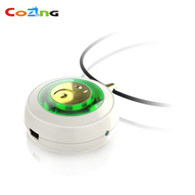 лучшая цена Portable home use medical laser device treatment for coronary heart disease heart protector with cold laser therapy necklace