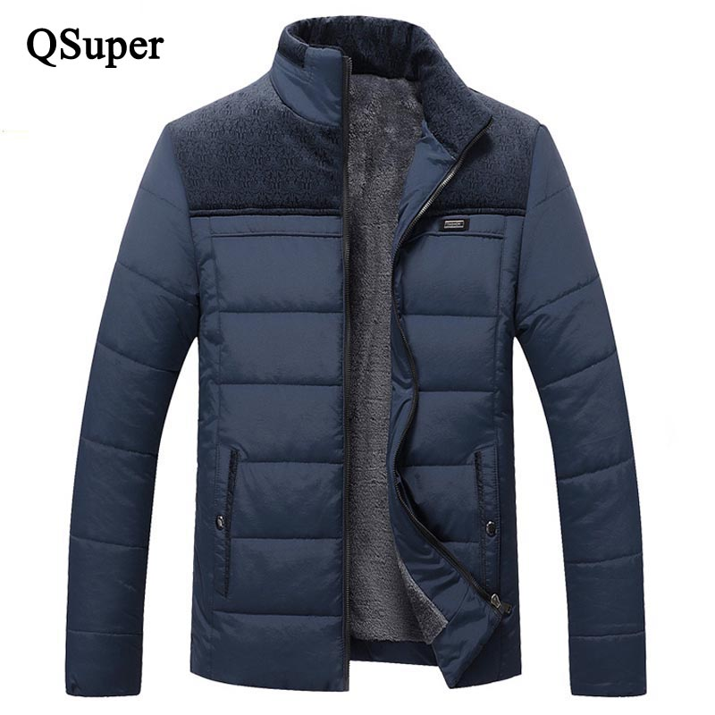 Подробнее о 2017 New Winter Jackets Men Parkas Thick Fleece Warm Coats Stand Collar Floral Striped Casual Business Outwear Brand Coats winter jacket men coats thick warm casual fur collar winter windproof hooded outwear men outwear parkas brand new