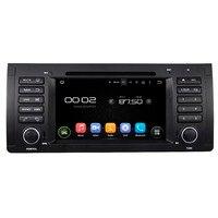 Android 8,0 octa core 4 Гб Оперативная память Автомобильный dvd плеер для BMW M5 E39 X5 E5 ips сенсорный экран штатные ленты рекордер, радио gps