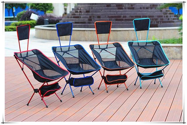 Perfect Outdoor Folding Chair Set Fishing Chair Headrest Pillow Ultra Portability  Head Shelf Chair With Headsest