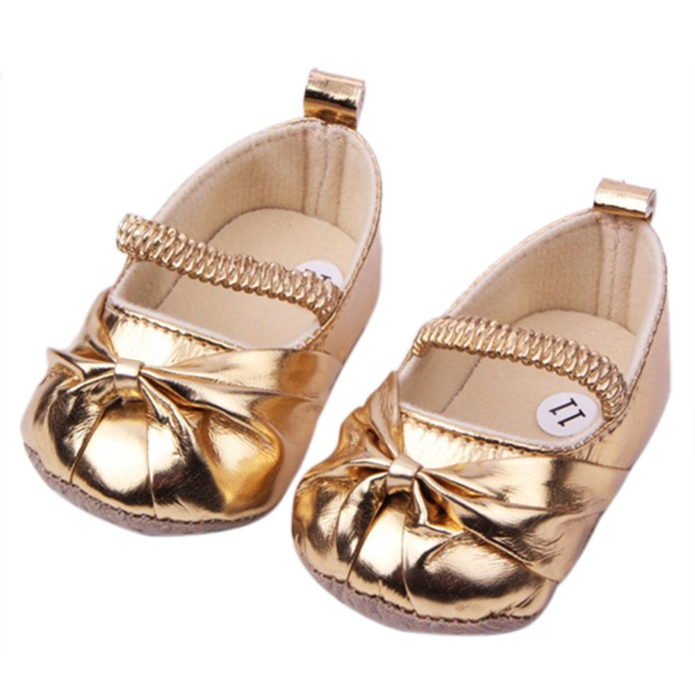 f000bc38c83e Detail Feedback Questions about Children Baby Shoes Noble Bow Princess Baby  Shoes Soft Sole Baby Shoes Girls 3 Size To Choose LH6 on Aliexpress.com ...