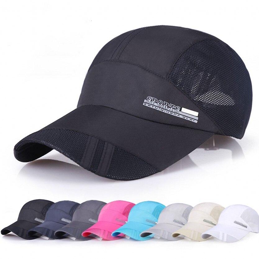 Sun Hat   Baseball     Cap   Men Women Classic Adjustable Plain Hat